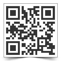 Scannen met QR-Scanner van je Smartphone!